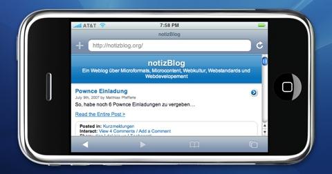 iNotizblog