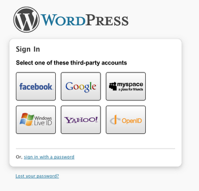 rpx-wordpress-login