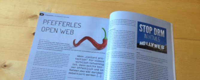 Foto vom SCREENGUIDE Magazin
